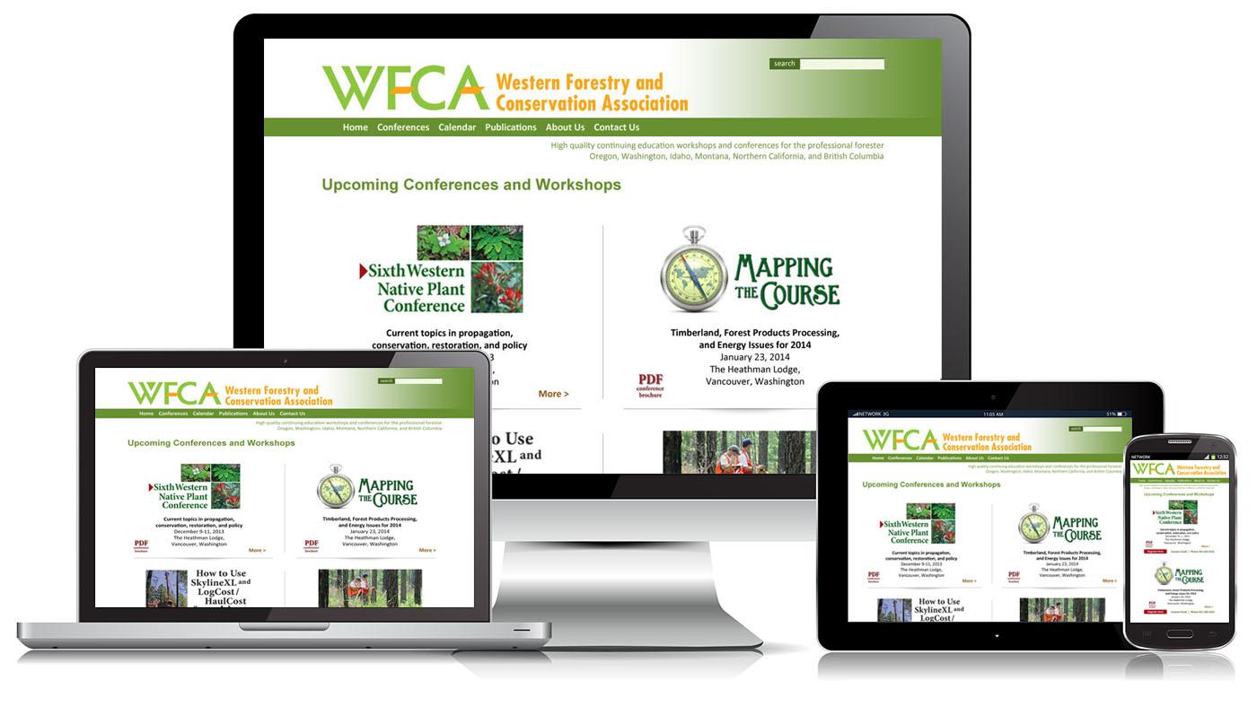 Responsive Design, website design, graphic design
