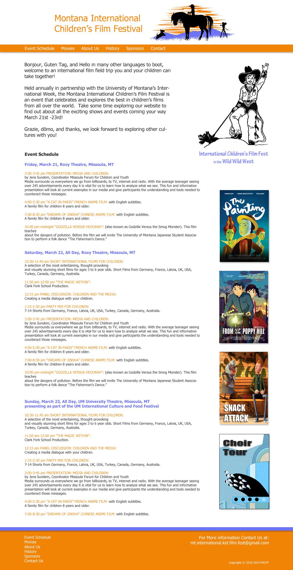 Website Design, Web Development, Graphic Design, Marketing, Logo Design, Logo Creation, Missoula Montana, Missoula MT, Denver Colorado, Denver CO, HTML, CSS