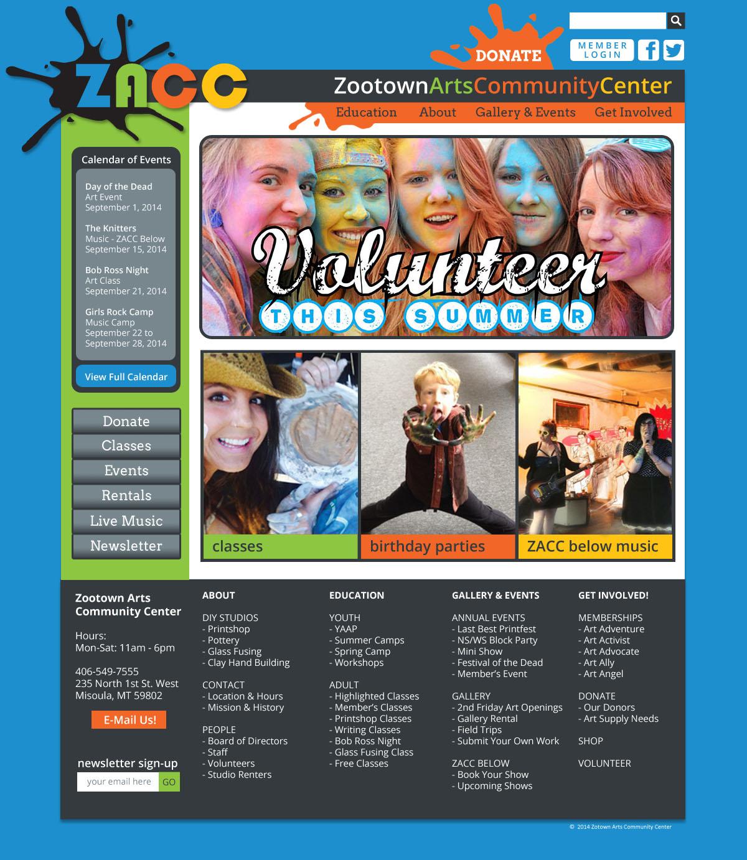 Website Design, Web Development, Graphic Design, Missoula Montana, Missoula MT, Denver Colorado, Denver CO, user interface, ui design, drupal