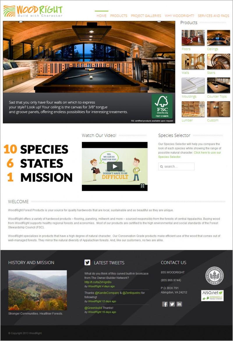 Website Design | Bloks Design
